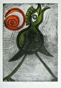 WALKING-BIRD